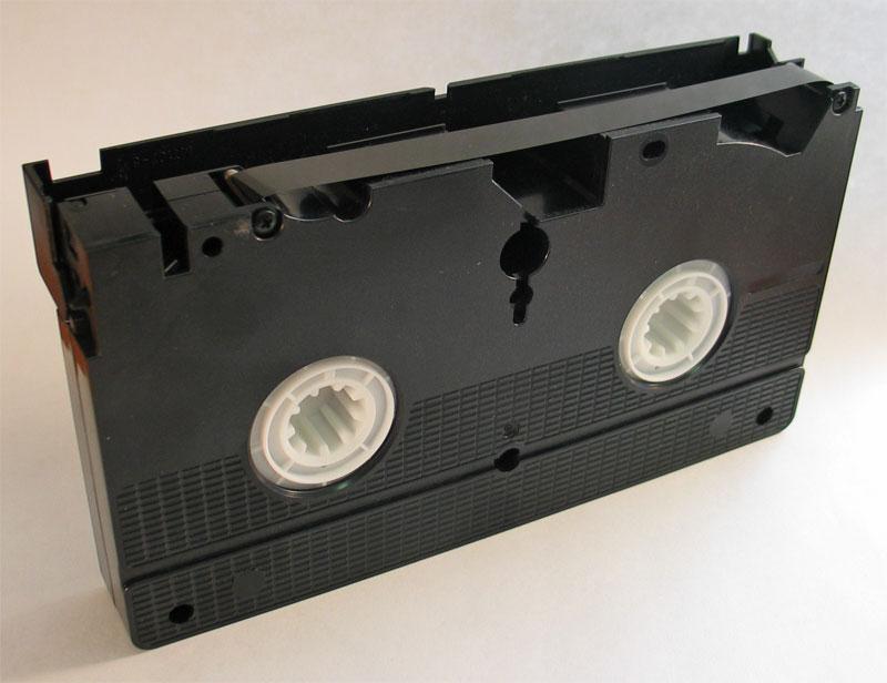 Vhs+cassette+bottom