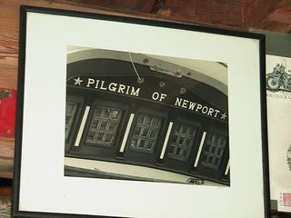 Pilgrim of Newport