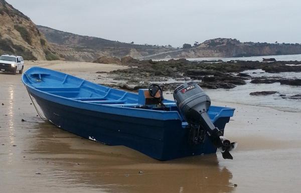Panga landing at crystal cove in newport not just for Newport landing fish report